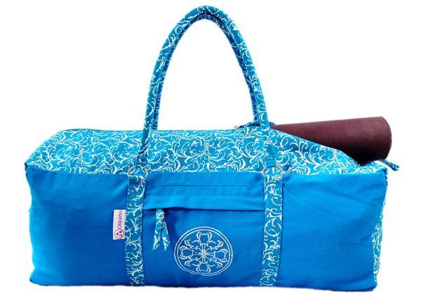 yogatasche canvas tasche