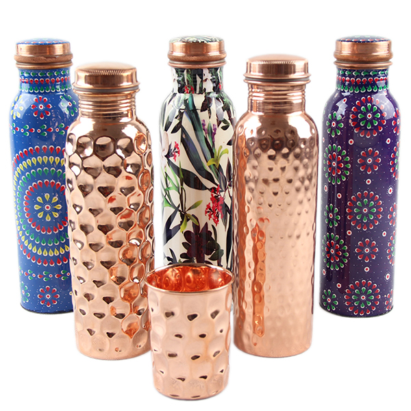 Kupfer Flaschen